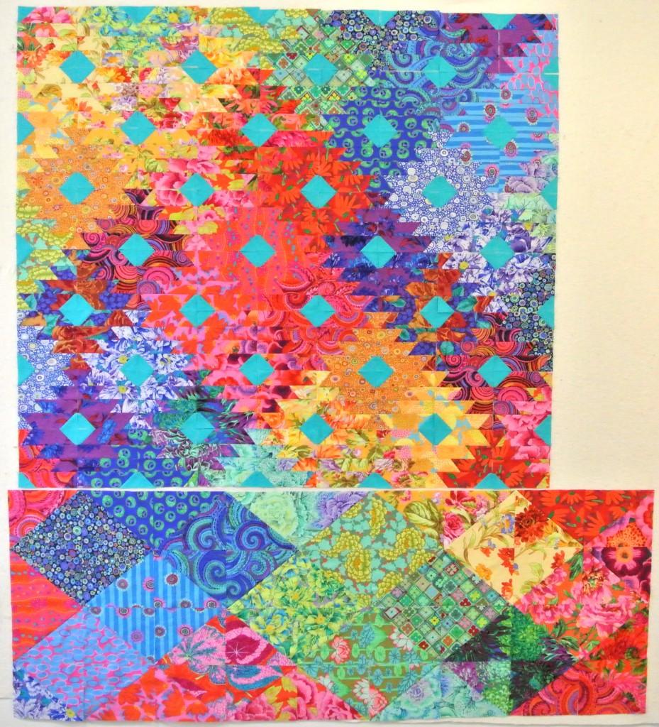 Aztec Mountain Quilt Pattern